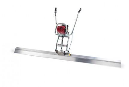 Vibračná lišta DuoScreed - motor Honda + profil 3,05 m